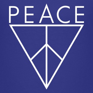 Triangle of Peace 4.2 T-Shirts - Teenager Premium T-Shirt