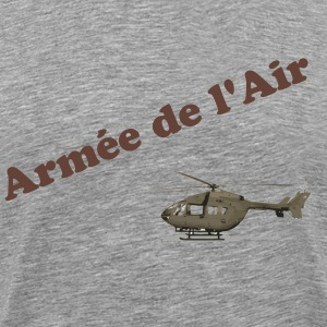 Military helicopter ec145 T-Shirts - Men's Premium T-Shirt