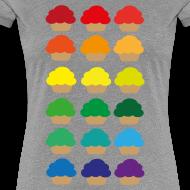 Motiv ~ Rainbowcupcakes