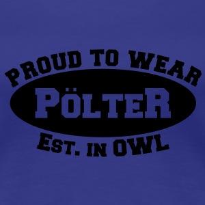 Proud to wear Pölter