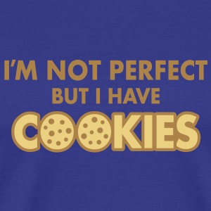 i_have_cookies T-shirts - Mannen Premium T-shirt