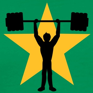 weightlifting_star T-Shirts - Männer Premium T-Shirt
