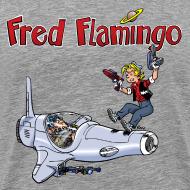 Motiv ~ Fred Flamingo T-Shirt