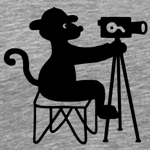 Cinematographer - cameraman T-Shirts - Men's Premium T-Shirt
