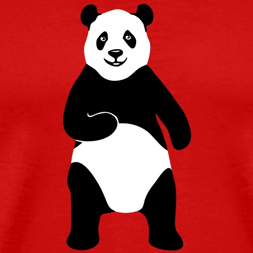 panda teddy bear cute animal t-shirt