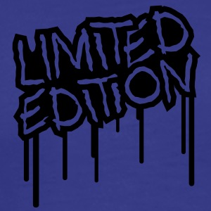 limited_edition_graffiti_stamp Camisetas - Camiseta premium hombre