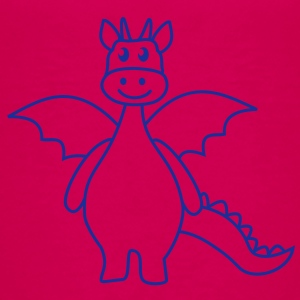 cute dragon Tee shirts - T-shirt Premium Enfant