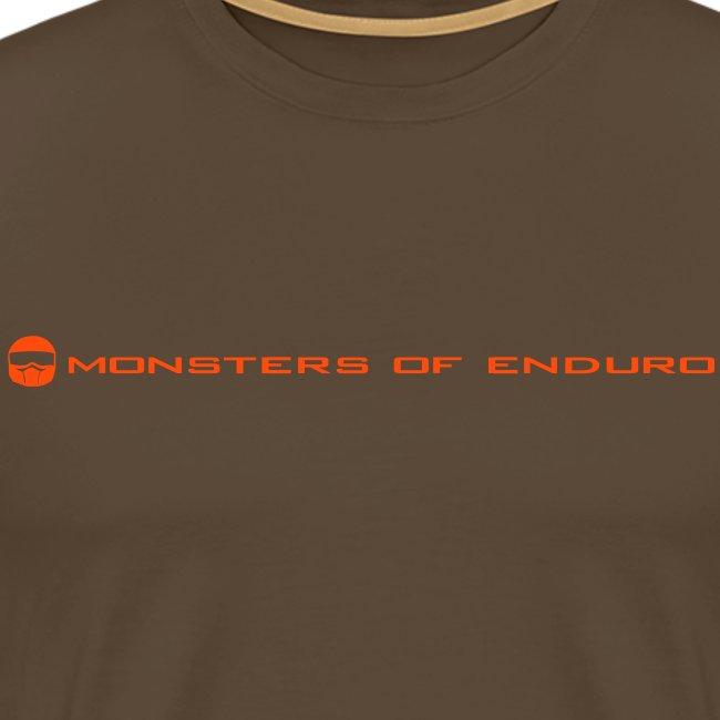 Enduro T-Shirt Monsters of Enduro