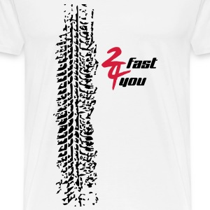 2fast4you - Männer Premium T-Shirt
