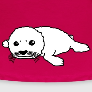 cute_baby_seal T-Shirts - Women's Premium T-Shirt