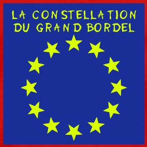 constellation grand bordel drapeau europ Tee shirts - T-shirt Premium Homme