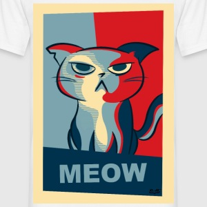 Vote for Grumpy Cat - T-shirt Homme