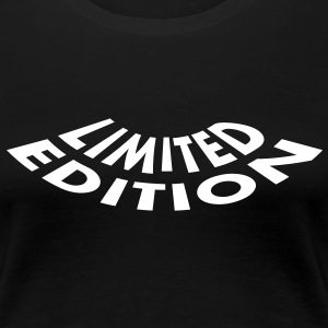 limited_edition T-shirts - Dame premium T-shirt