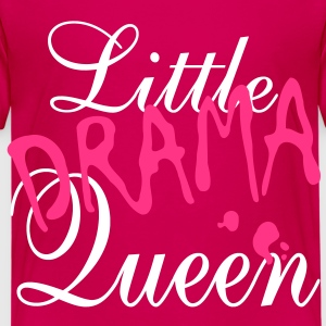 Little DRAMA Queen T-Shirts - Kinder Premium T-Shirt