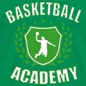 Tshirt Basketball Academy Boston Celtics - T-shirt Premium Homme