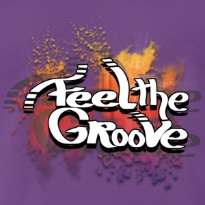 Feel the groove T-Shirts - Männer Premium T-Shirt