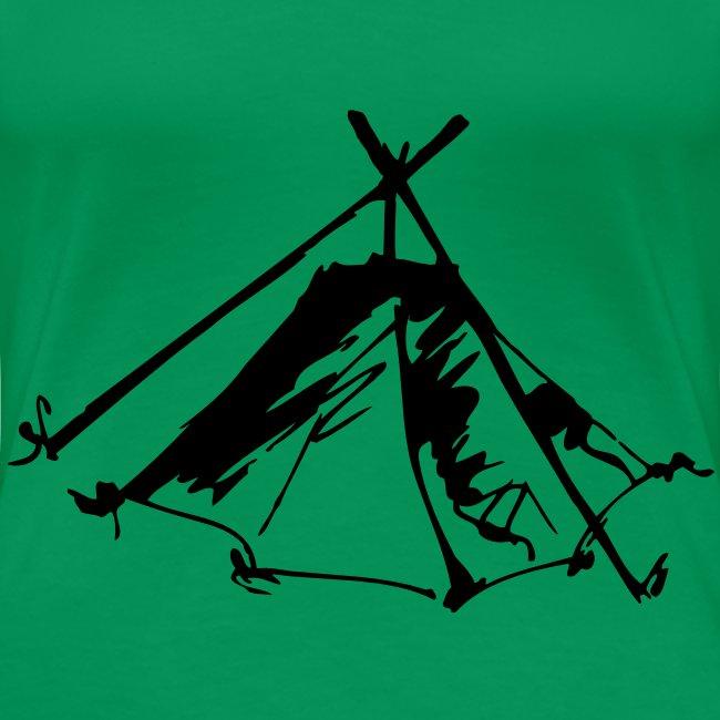 Wieviel Zelt braucht der Mensch? - Kothe