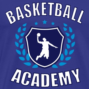 Tshirt Basketball Academy Dallas Mavericks - T-shirt Premium Homme