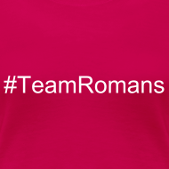 Design ~ #TeamRomans F