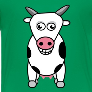 Cow Shirts - Teenage Premium T-Shirt