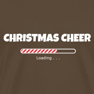 Christmas Cheer Loading T-Shirts - Men's Premium T-Shirt