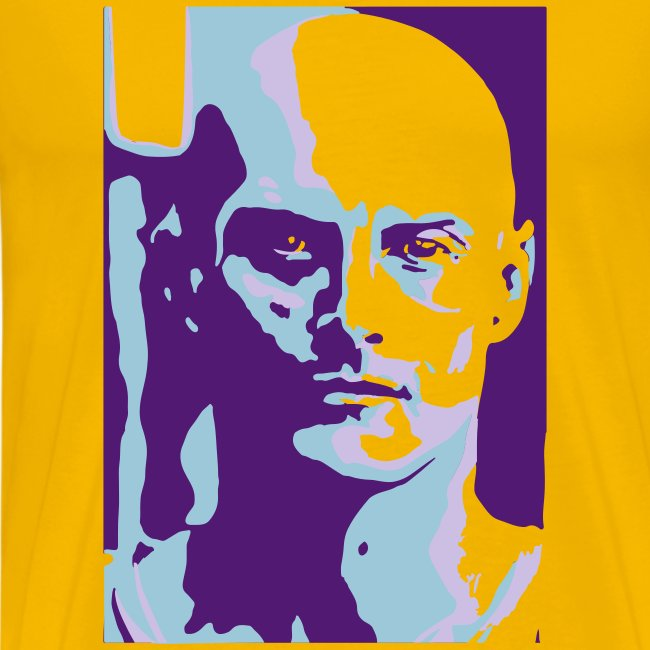 Ken Yellow Blue Purple Basic