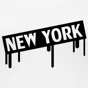 new_york T-skjorter - Premium T-skjorte for kvinner