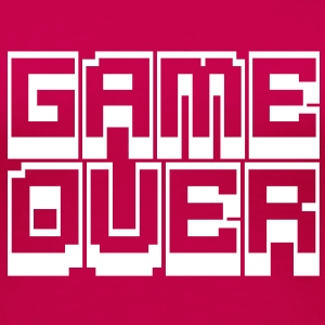 game over T-shirts - Vrouwen Premium T-shirt