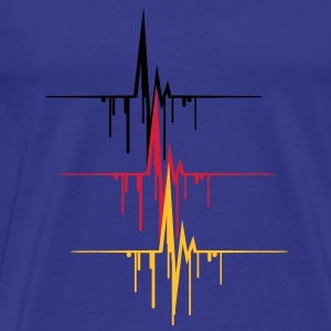 pulse_graffiti T-Shirts - Men's Premium T-Shirt