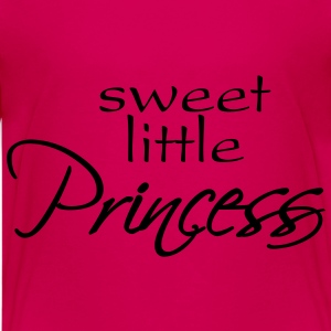 sweet little princess T-Shirts - Teenager Premium T-Shirt