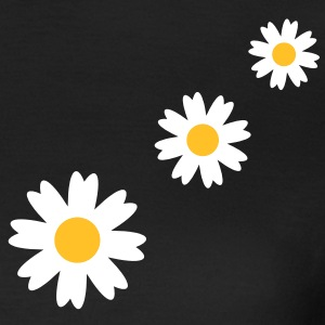 3_flowers T-Shirts - Frauen T-Shirt