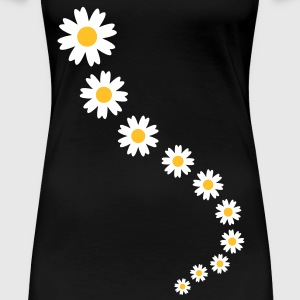 flowers T-Shirts - Frauen Premium T-Shirt