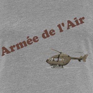 Military helicopter ec145 T-Shirts - Women's Premium T-Shirt