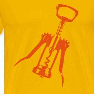 corkscrew T-Shirts - Men's Premium T-Shirt