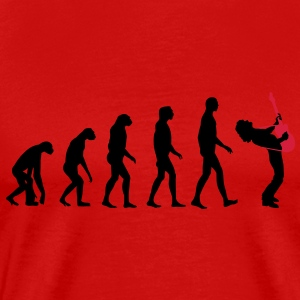 rock evolution T-Shirts - Men's Premium T-Shirt