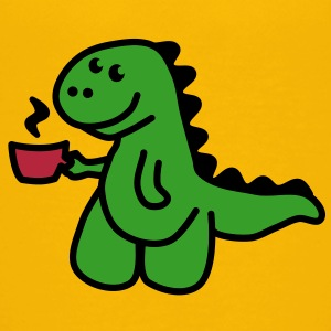 tea_rex Shirts - Kids' Premium T-Shirt