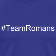Design ~ #TeamRomans M