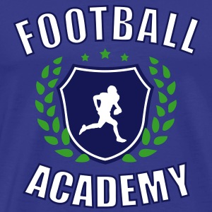 Football Americain Academy 2 Tee shirts - T-shirt Premium Homme