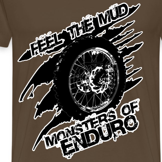 Feel the Mud - Monsters of Enduro