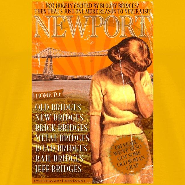 Taff Tourism: Newport (swear free)