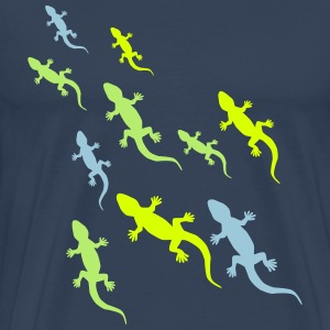 Gecko Group T-Shirts - Men's Premium T-Shirt