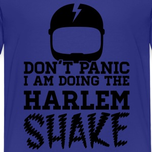 Don't panic do the Harlem shake meme dance t-shirt Shirts - Kids' Premium T-Shirt