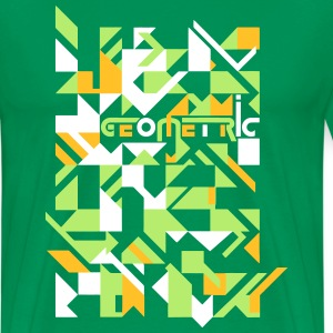 Geometric T-Shirts - Men's Premium T-Shirt