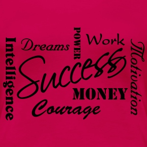 Success T-shirts - Premium-T-shirt dam