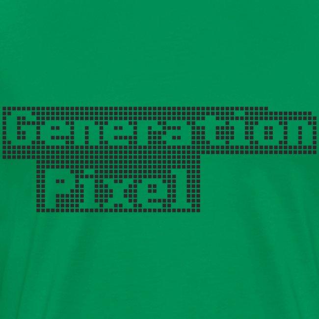 Generation Pixel White