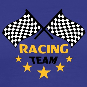 racing_team T-Shirts - Men's Premium T-Shirt