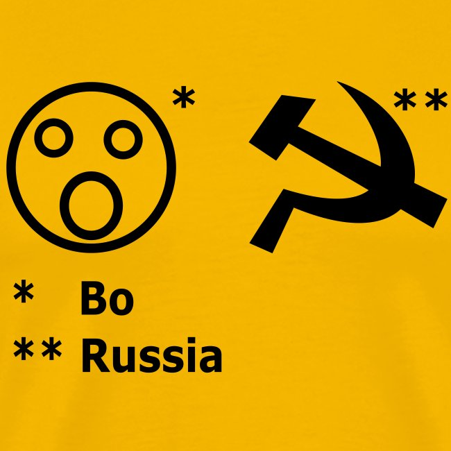 Boah-Russia Dortmund Edition