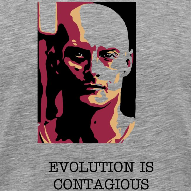 Evolution is Contagious