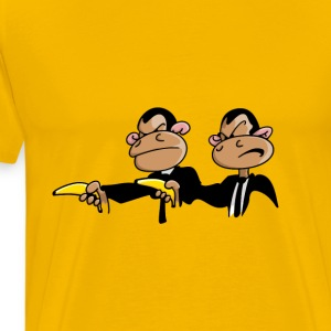 Monkey Pulp T-Shirts - Men's Premium T-Shirt