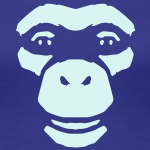 Monkey Face T-Shirts - Women's Premium T-Shirt